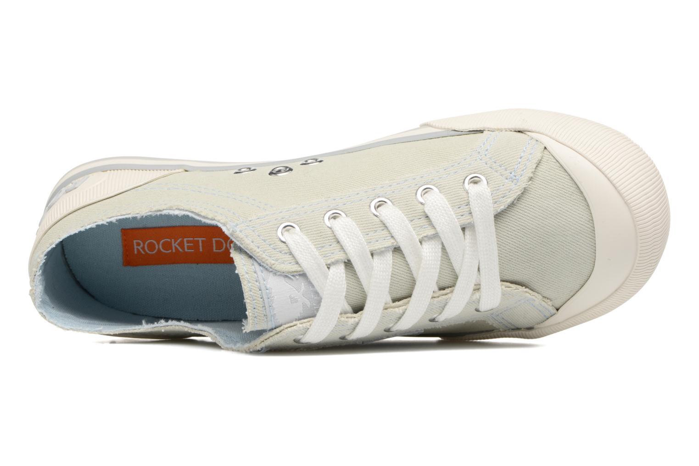 Sneakers Rocket Dog Jazzin Blauw links