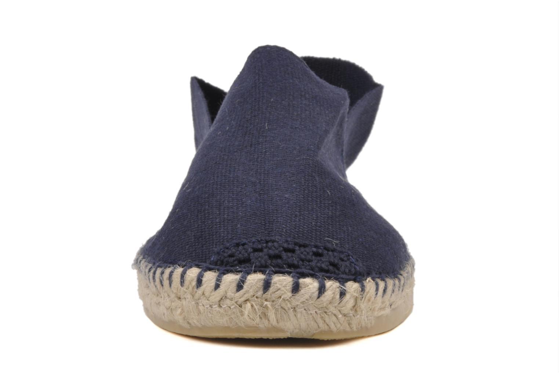 Espadriller La maison de l'espadrille Sabline H Blå bild av skorna på