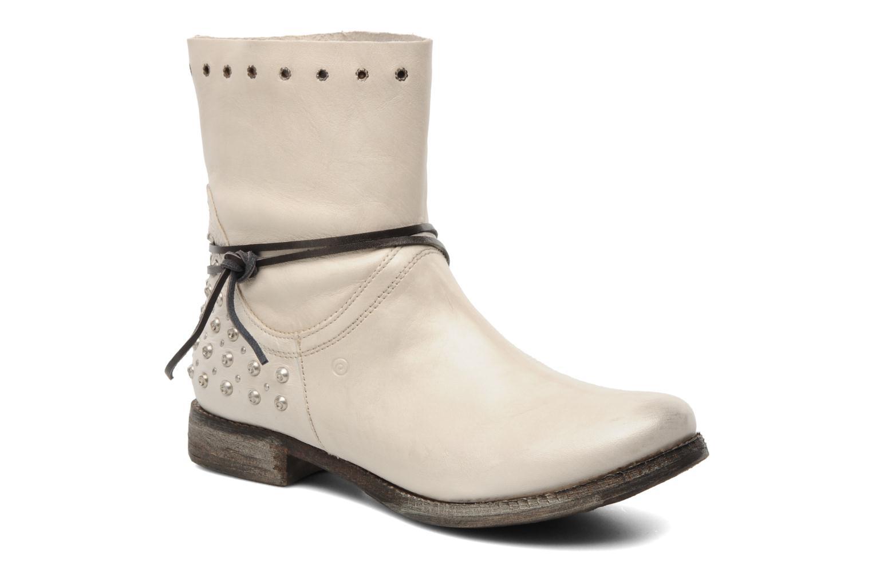 Bottines et boots Khrio Berta Beige vue détail/paire