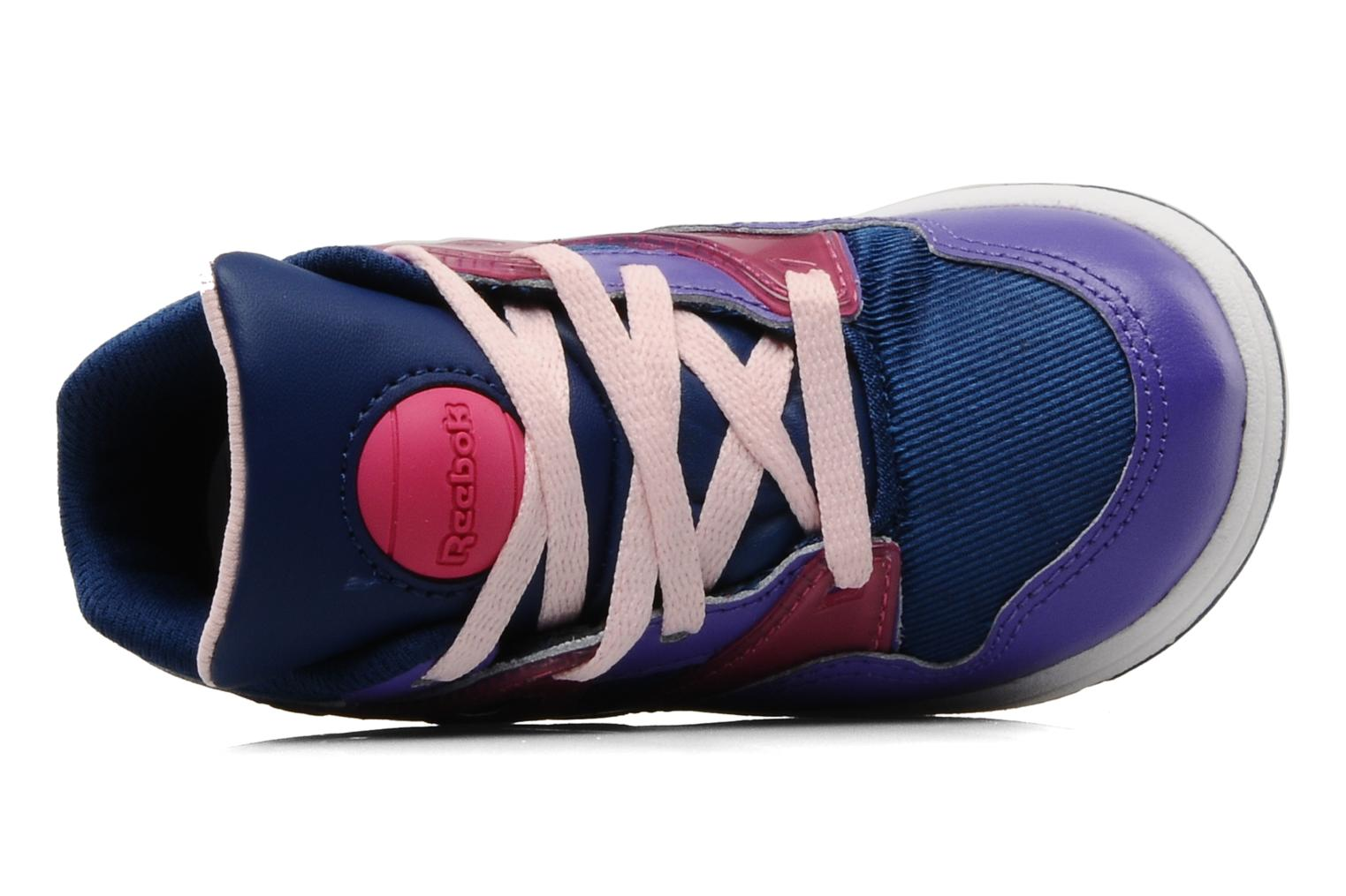 Trainers Reebok Versa Pump Omni Lite Multicolor view from the left
