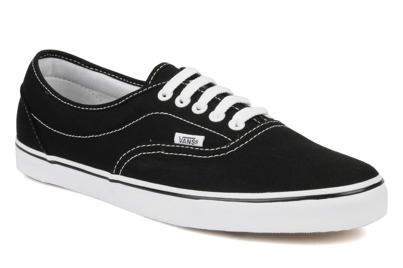 Sneakers Vans LPE M Zwart detail