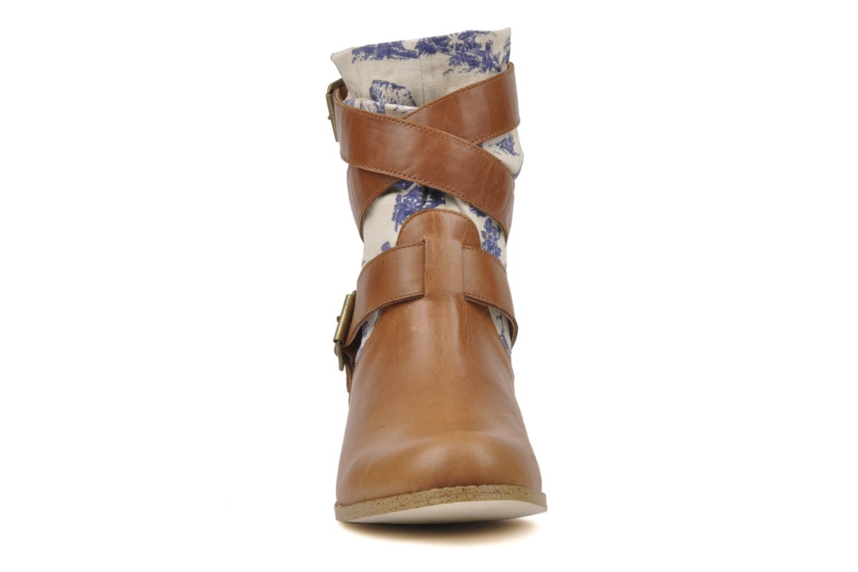Bottines et boots Mellow Yellow Heroine Marron vue portées chaussures
