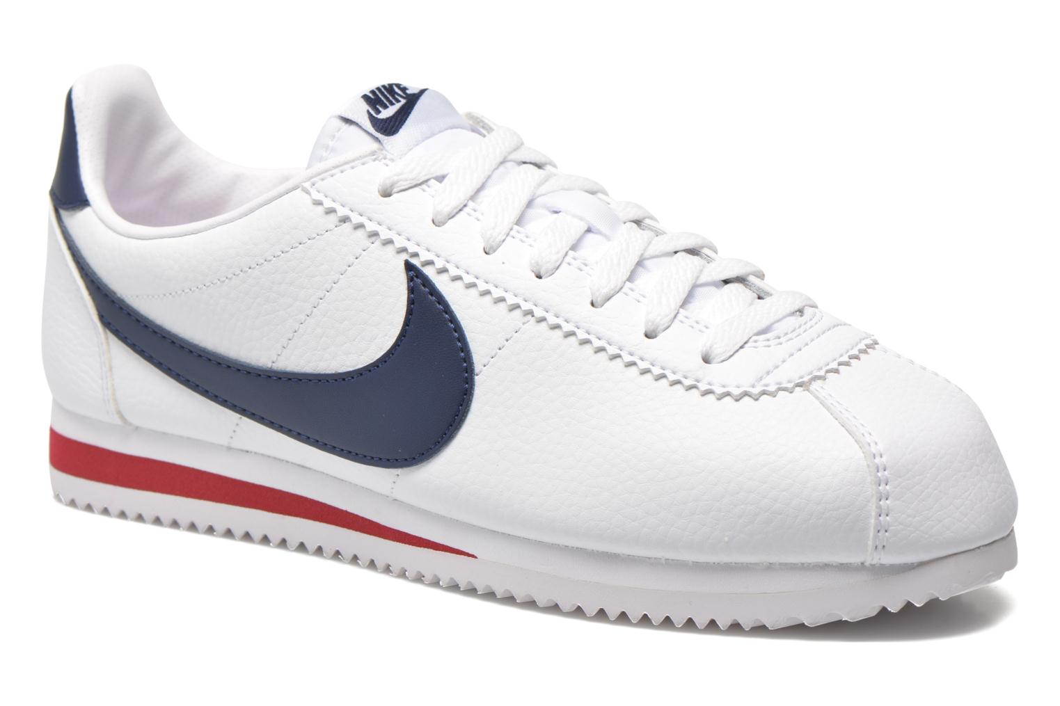nike cortez dames leather