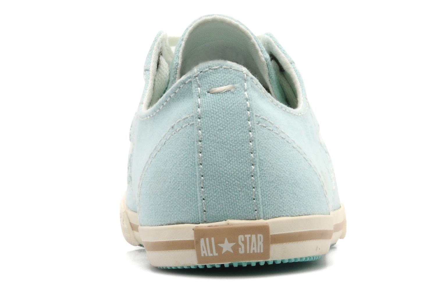 Sneakers Converse One Star Low Profile Canvas Ox W Groen rechts