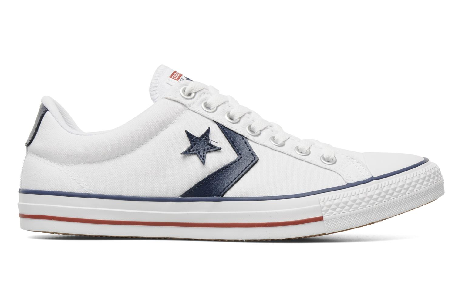 Sneakers Converse Star Player Ev Canvas Ox M Bianco immagine posteriore