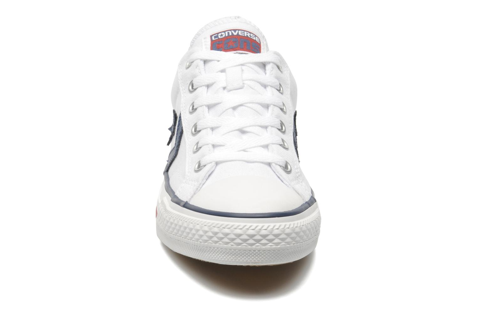 Ox Star Player Ev M Blancnoir Canvas Converse PBRqwHgnq