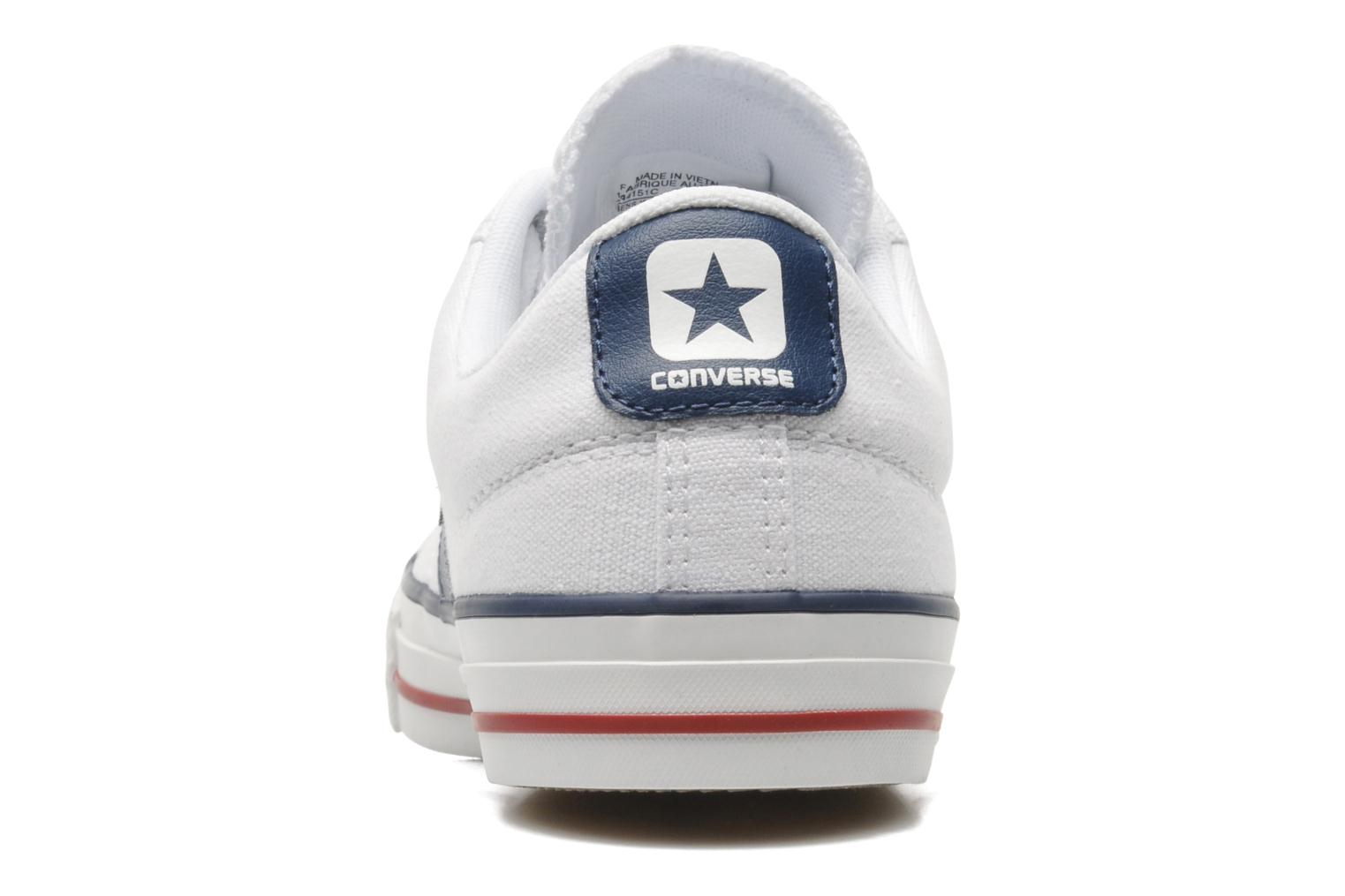 Star Player Ev Canvas Ox M Blanc/noir