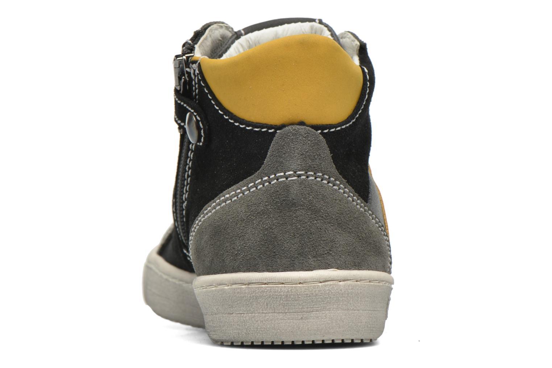 Sneaker Primigi Stripe schwarz ansicht von rechts