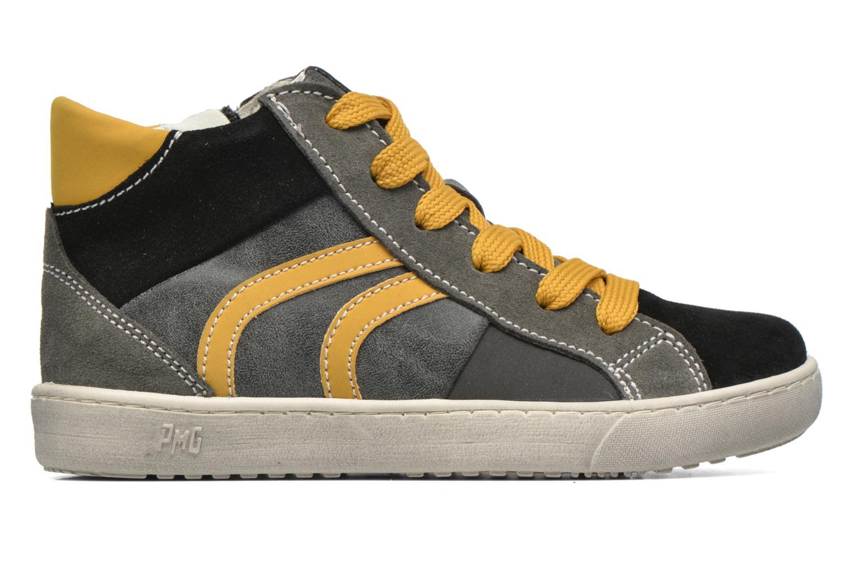 Sneaker Primigi Stripe schwarz ansicht von hinten
