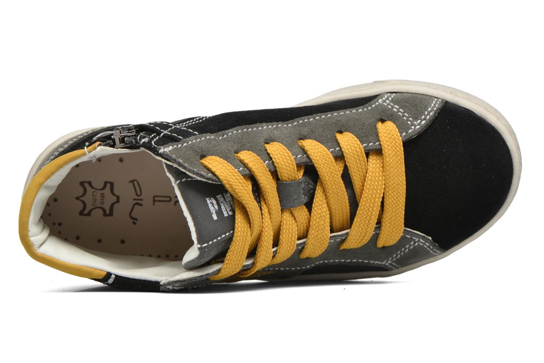 Sneaker Primigi Stripe schwarz ansicht von links