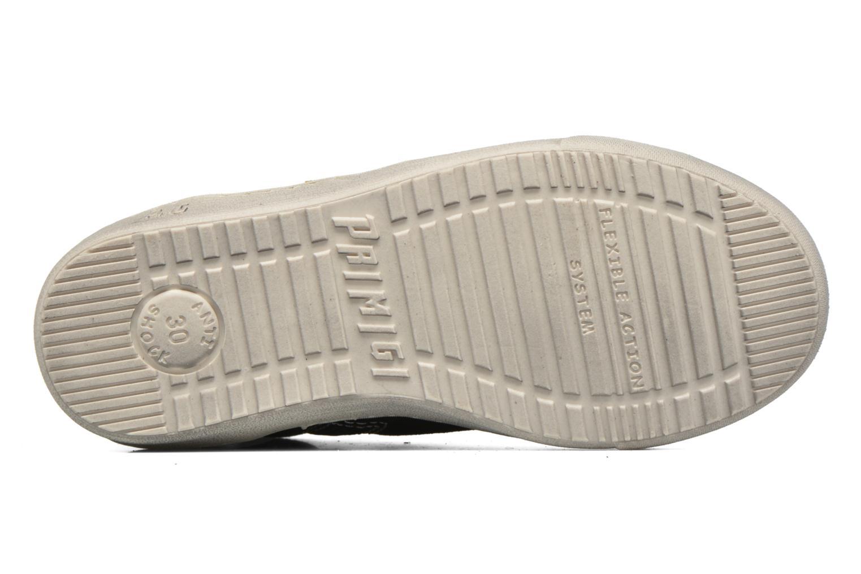 Sneaker Primigi Stripe schwarz ansicht von oben