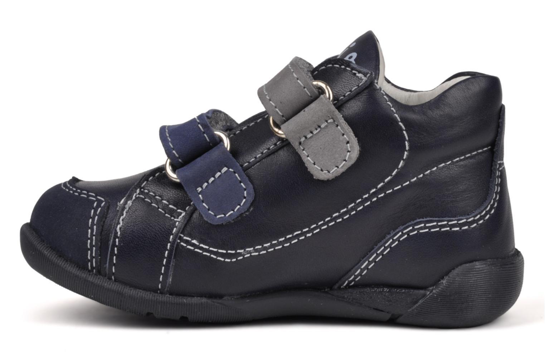 Sneakers Primigi Stripe Blauw voorkant