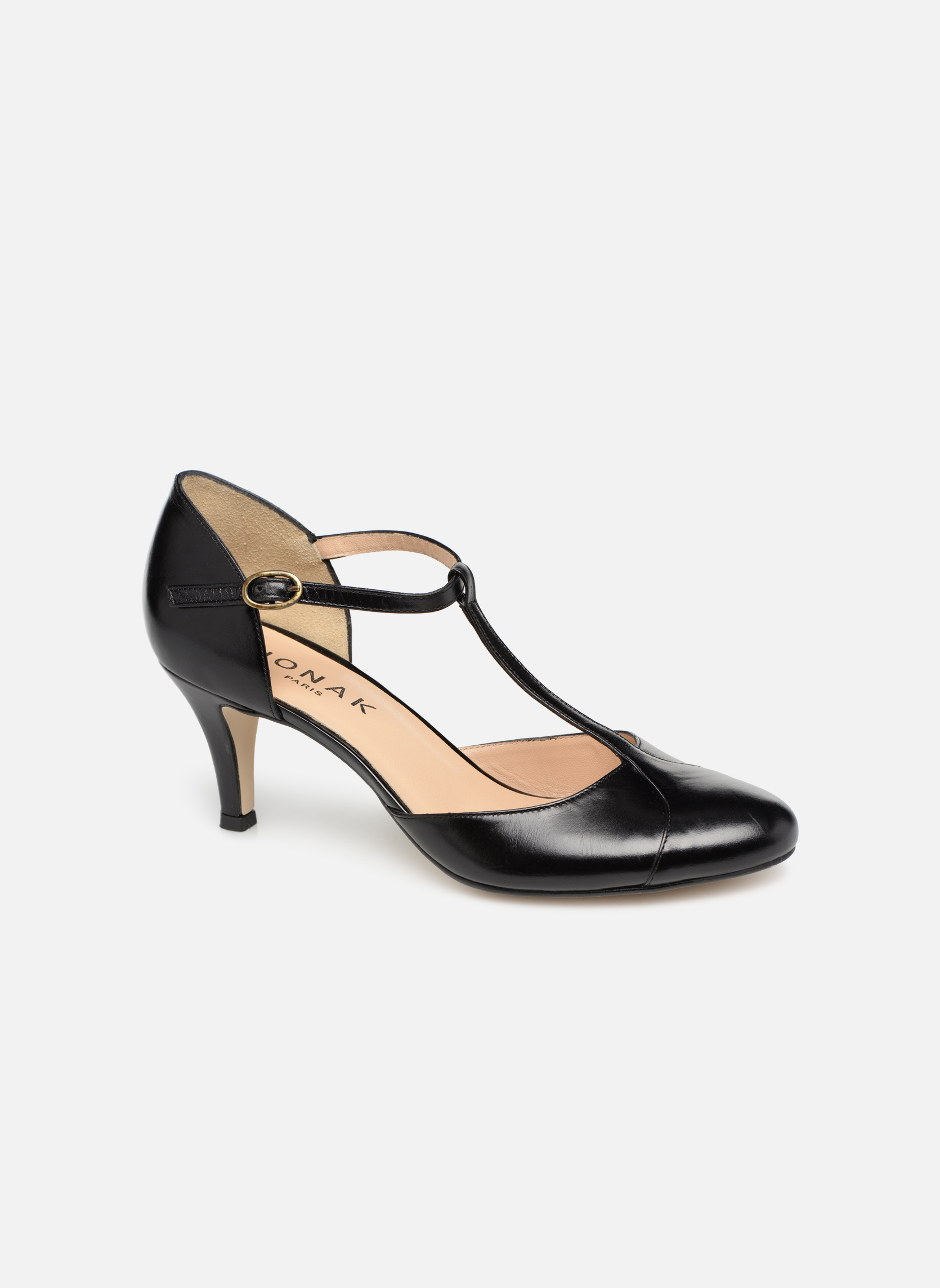 Pumps Jonak Lina Zwart detail