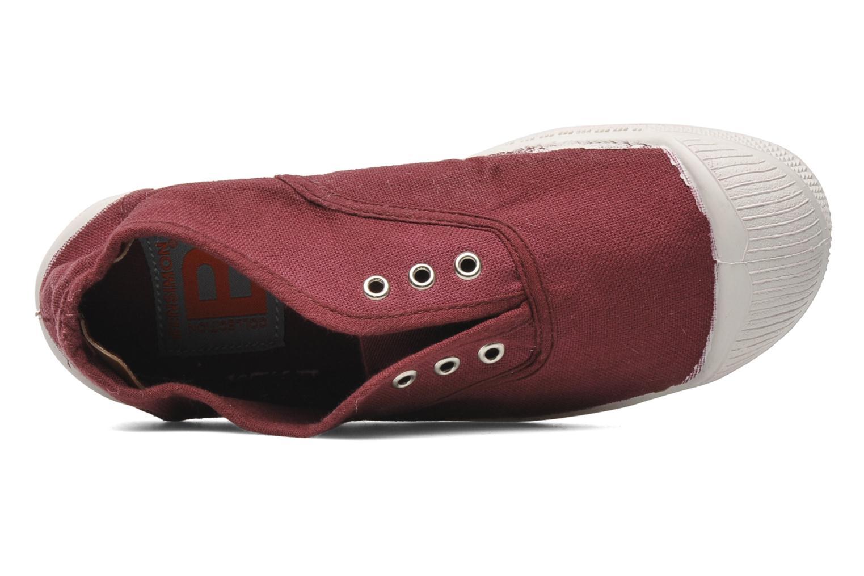 Sneakers Bensimon Tennis Elly E Pink se fra venstre