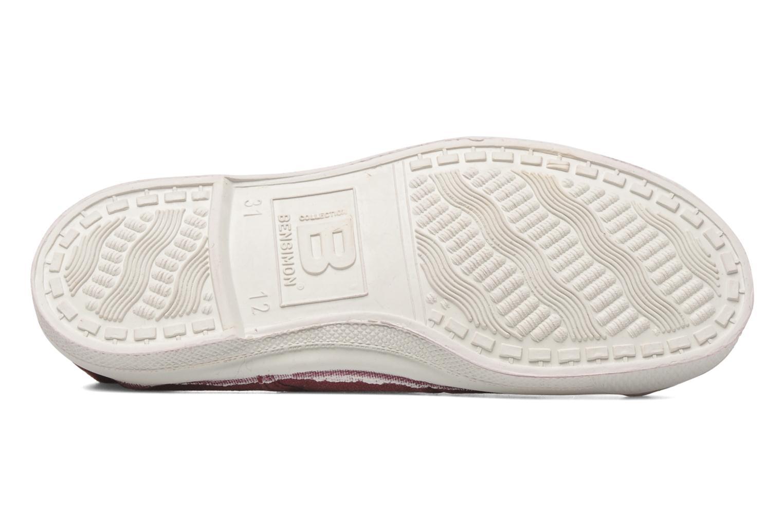 Sneakers Bensimon Tennis Elly E Roze boven
