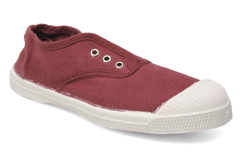 Sneakers Bensimon Tennis Elly E Pink detaljeret billede af skoene