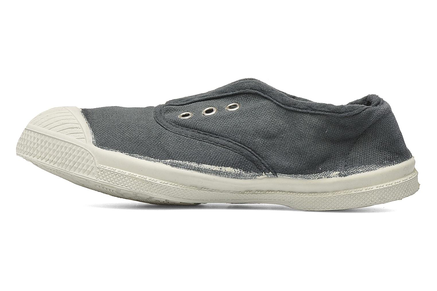 Baskets Bensimon Tennis Elly E Gris vue face