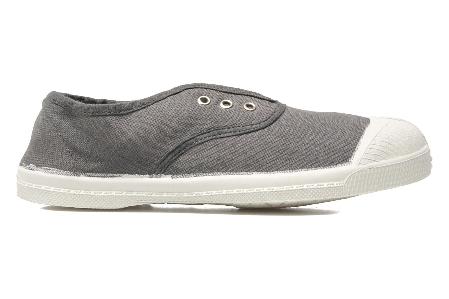 Trainers Bensimon Tennis Elly E Grey back view