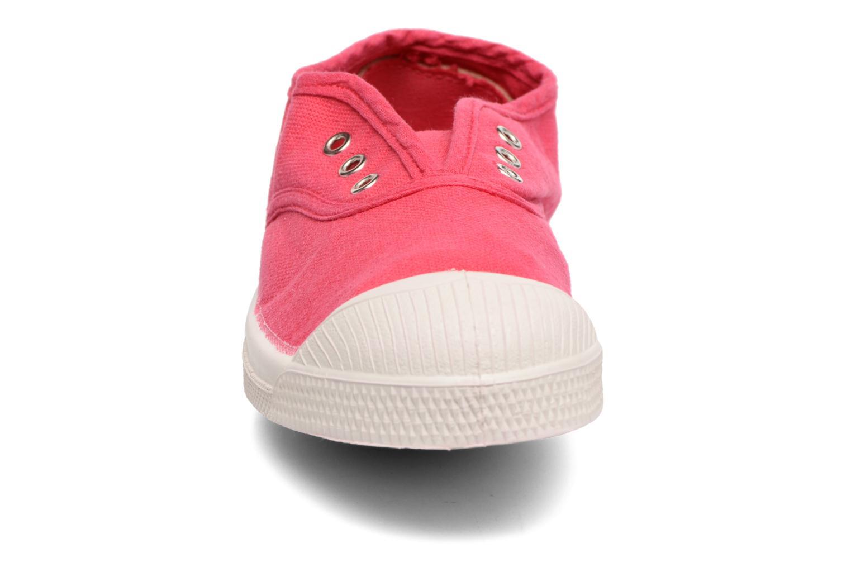 Sneaker Bensimon Tennis Elly E rot schuhe getragen