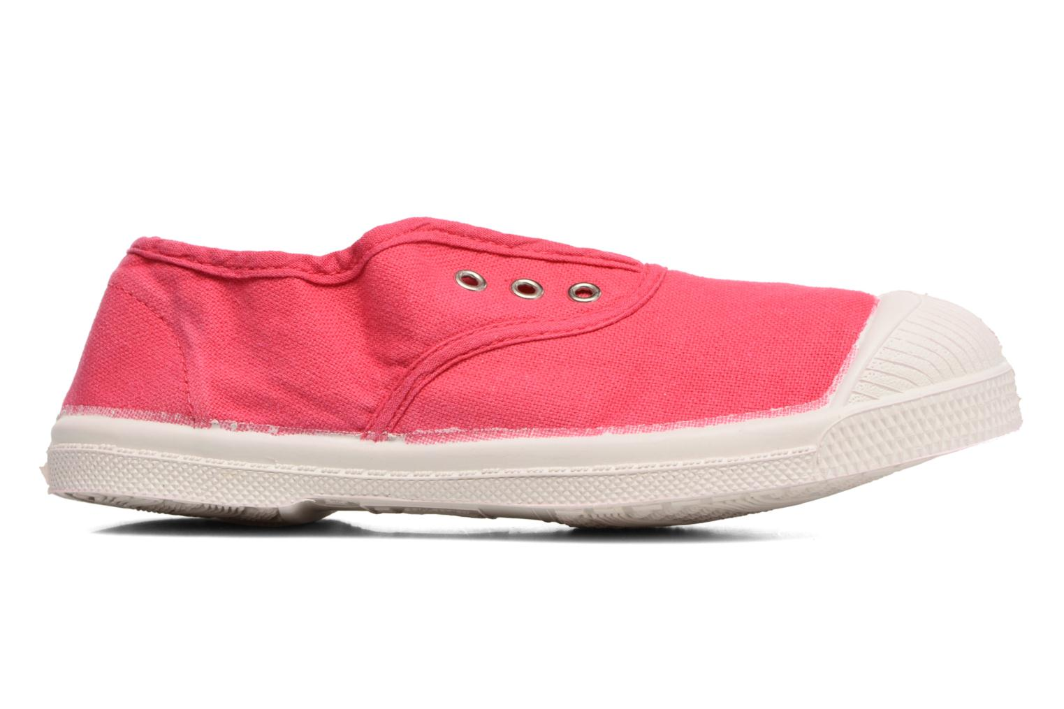 Trainers Bensimon Tennis Elly E Red back view