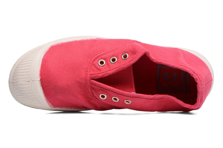 Sneakers Bensimon Tennis Elly E Rød se fra venstre
