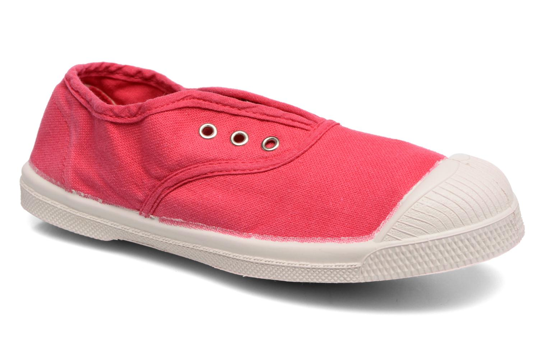 Sneakers Bensimon Tennis Elly E Rood detail