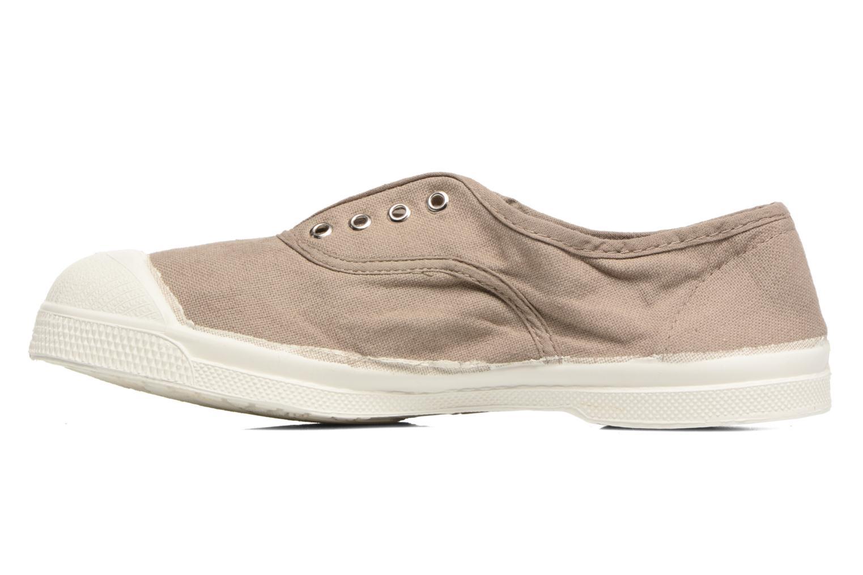 Sneakers Bensimon Tennis Elly E Beige voorkant