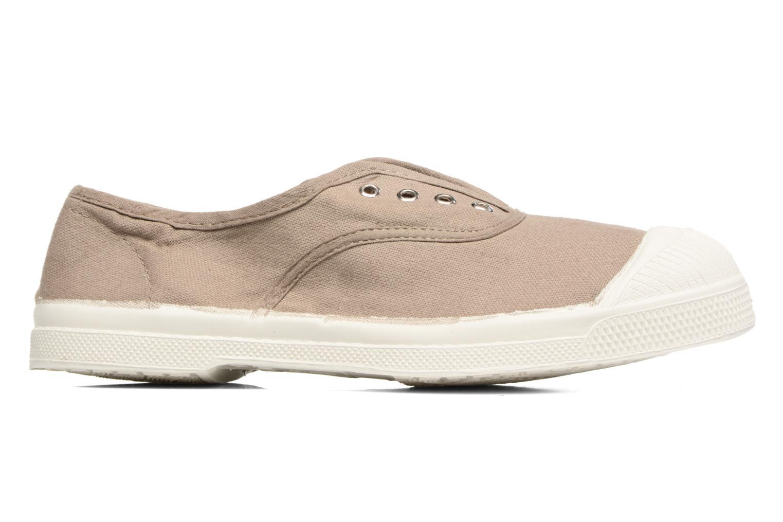 Sneakers Bensimon Tennis Elly E Beige achterkant