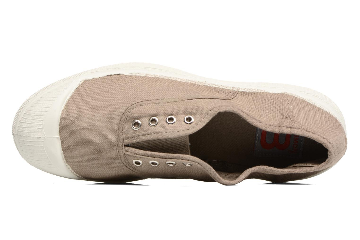 Sneakers Bensimon Tennis Elly E Beige immagine sinistra