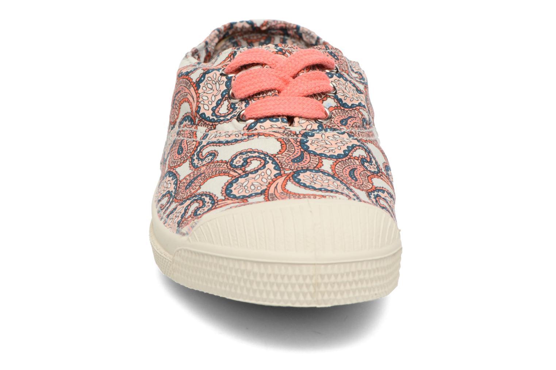 Sneaker Bensimon Tennis Liberty E mehrfarbig schuhe getragen