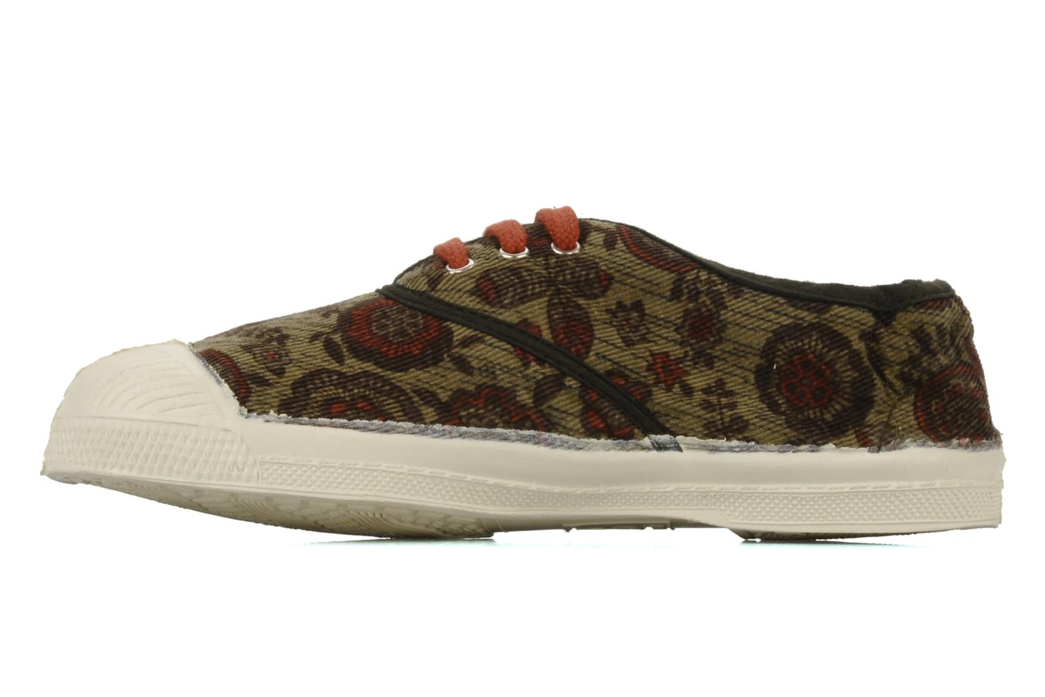 Deportivas Bensimon Tennis Liberty E Multicolor vista de frente