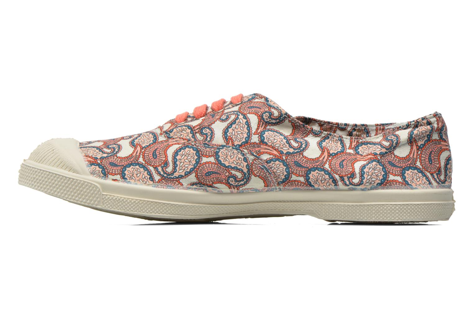 Baskets Bensimon Tennis Liberty Multicolore vue face