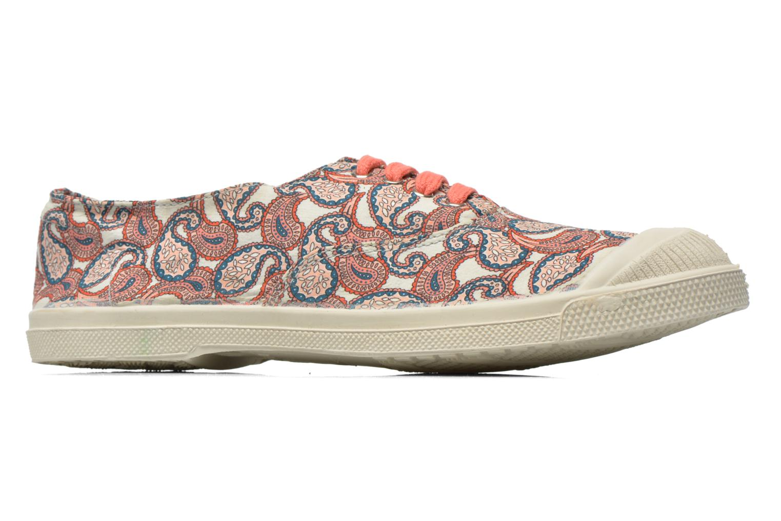 Sneakers Bensimon Tennis Liberty Multicolor achterkant