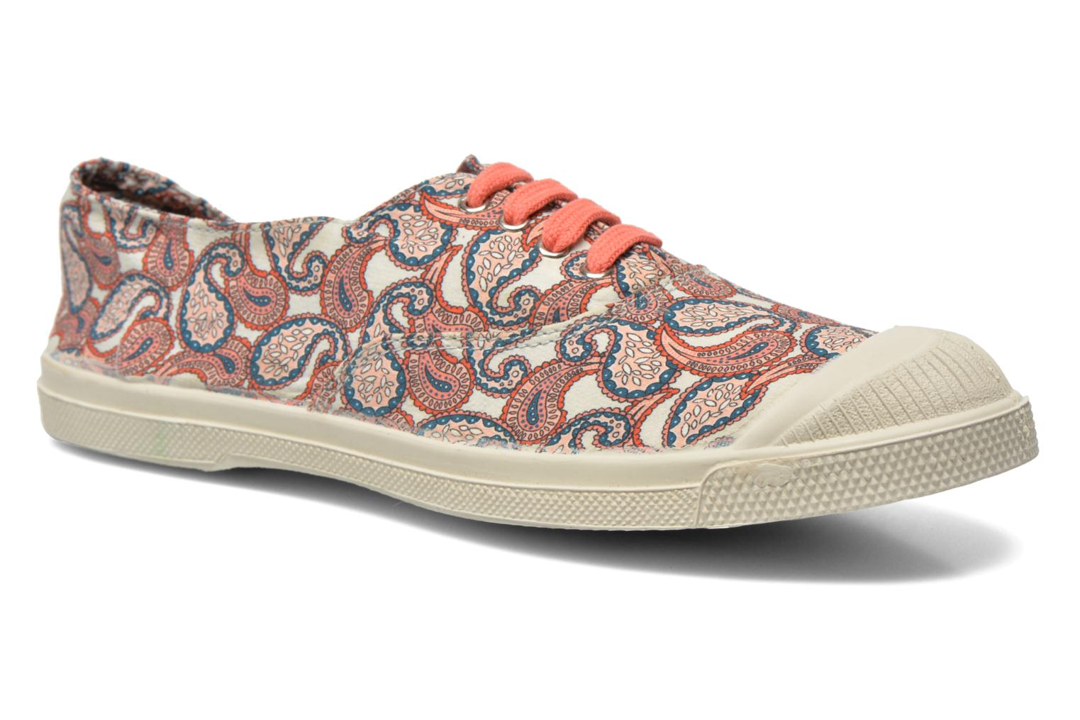 Sneakers Bensimon Tennis Liberty Multi detaljerad bild på paret