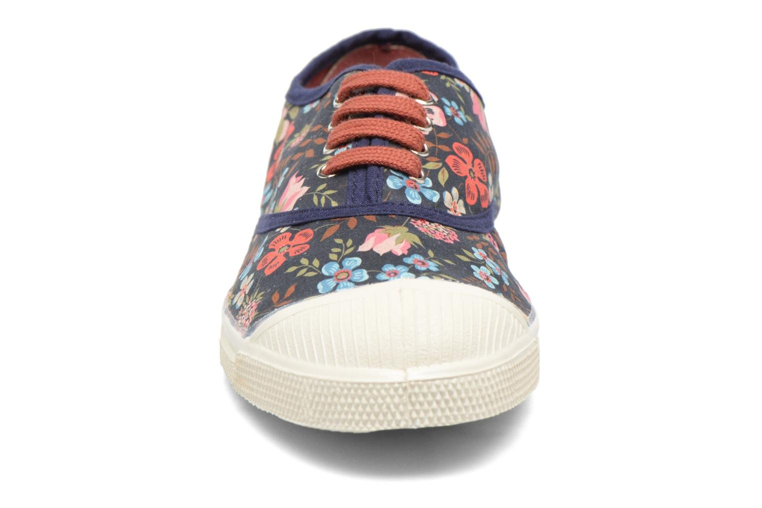 Trainers Bensimon Tennis Liberty Blue model view