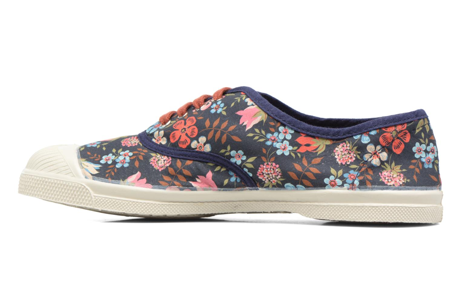 Trainers Bensimon Tennis Liberty Blue front view