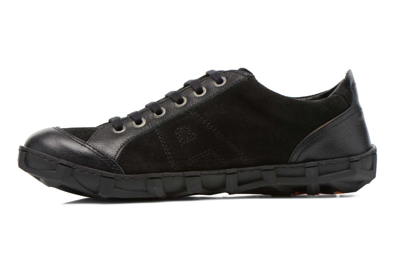 Sneakers Art Melbourne 783 Zwart voorkant