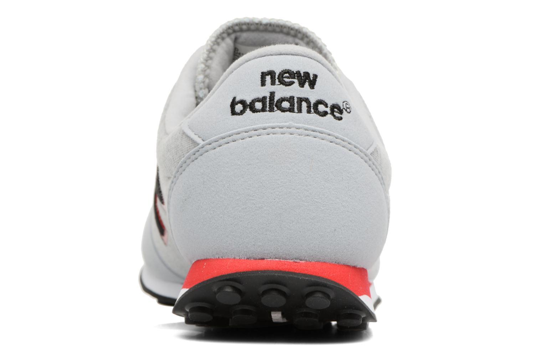 Sneaker New Balance U410 grau ansicht von rechts