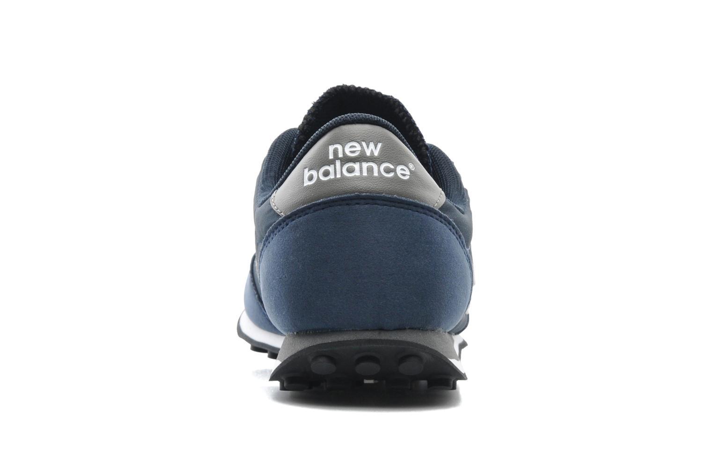 Sneaker New Balance U410 blau ansicht von rechts
