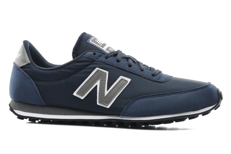 Sneaker New Balance U410 blau ansicht von hinten