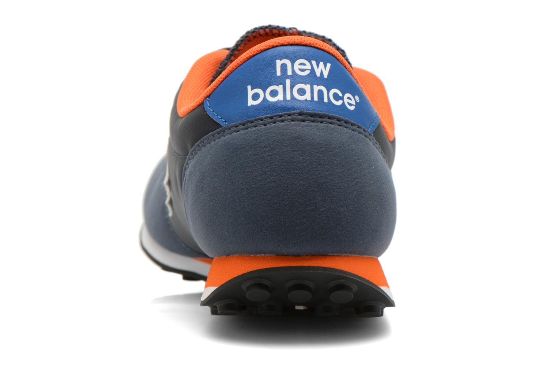 Sneakers New Balance U410 Blauw rechts