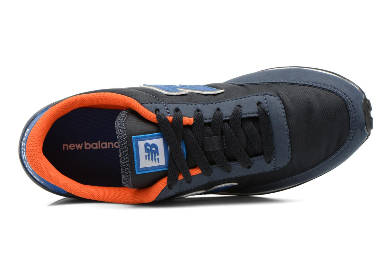 Baskets New Balance U410 Bleu vue gauche