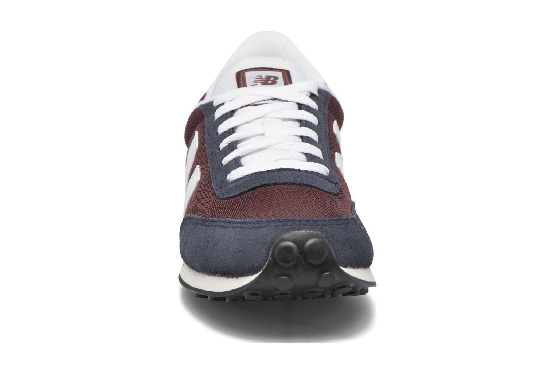 Sneakers New Balance U410 Bordeaux model