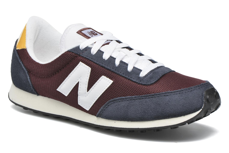 Sneakers New Balance U410 Bordeaux detail