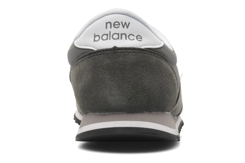 Sneakers New Balance U420 Grå Se fra højre