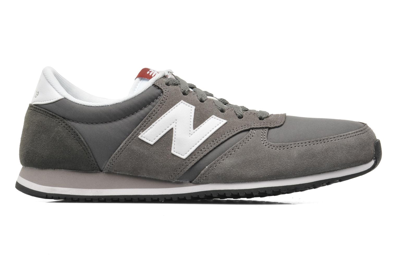 Sneakers New Balance U420 Grå se bagfra