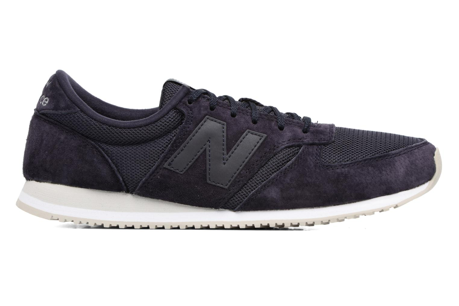 Trainers New Balance U420 Blue back view