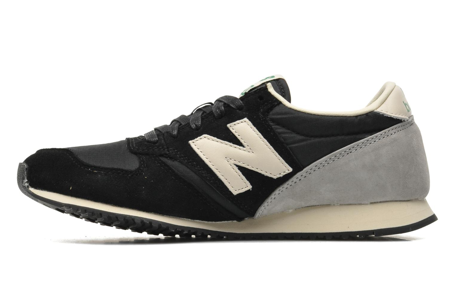 Trainers New Balance U420 W Black front view