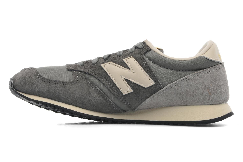 Sneakers New Balance U420 W Grijs voorkant
