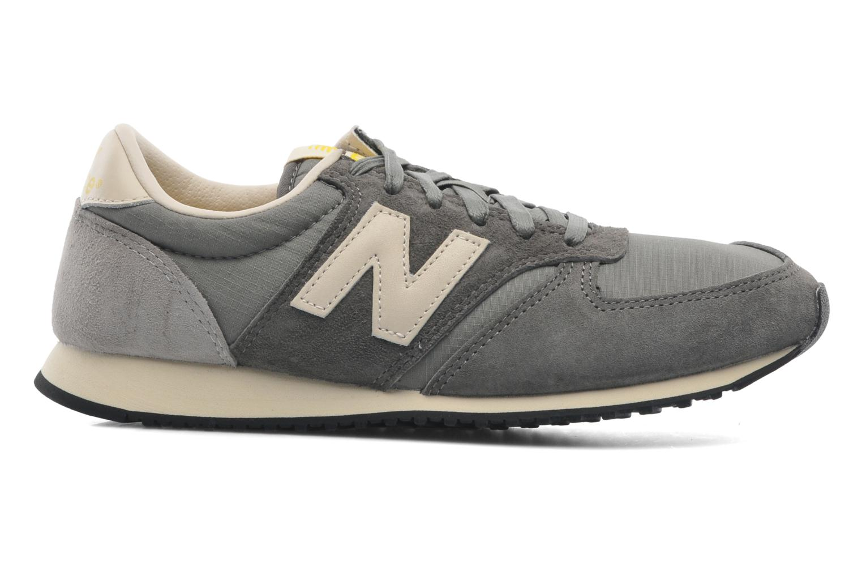 Sneakers New Balance U420 W Grijs achterkant